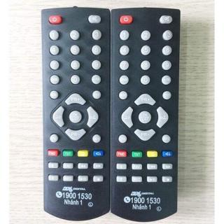 Điều khiển đầu kỹ thuật số DVB T2 T201 2