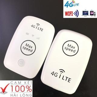 Thiết bị phát wifi di động bỏ túi từ sim 4G Max Speed, đa mạng, siêu mạnh, TỐC ĐỘ CỰC CAO - Hàng đến từ Nhật Bản - bản ổn định - tốc độ tuyệt vời - Bảo hành 1 ĐỔI 1 thumbnail