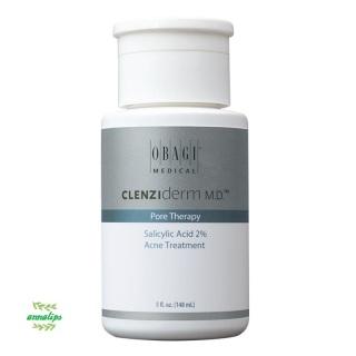Dung dịch BHA giúp giảm mụn, giảm nhờn Obagi Clenziderm MD Pore Therapy 148ml thumbnail
