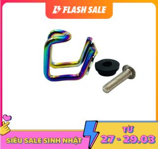 [Lấy mã giảm thêm 30%]Móc treo đồ xe máy màu titan - màu Inox thumbnail