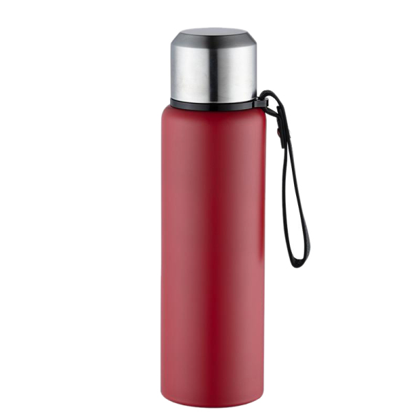 Mua 1000Ml Portable Travel Vacuum Flask Car Thermos Large Outdoor Travel Coffee Mug Hiking Heat Preservation Coffee Bottle