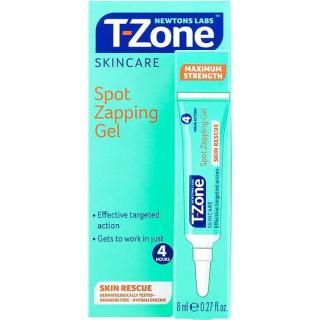 Kem giảm mụn cấp tốc giảm thâm mụn T-Zone Spot Zapping Gel 8ml thumbnail