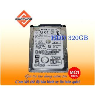 Ổ cứng laptop 320gb HDD laptop 320gb hàng nhập khẩu thumbnail