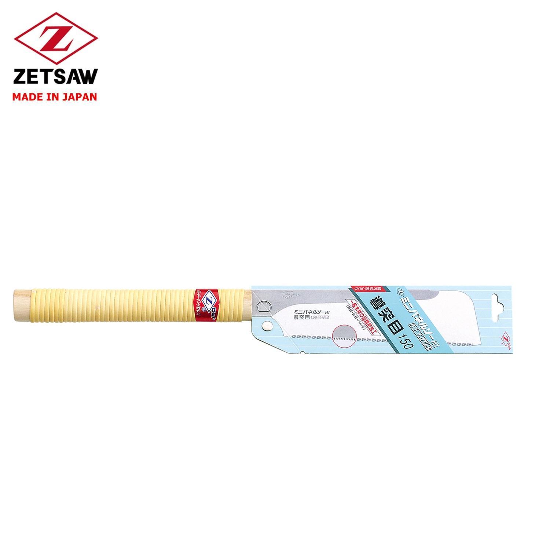 Cưa gỗ chính xác DOZUKI H-150 Nhật Bản cho ghép mộng và mỹ nghệ – Zetsaw 7012