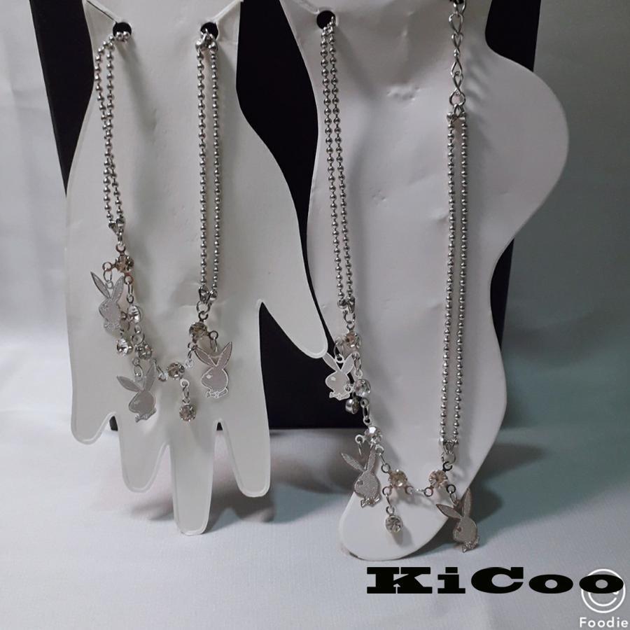 Lắc chân, Lắc tay, bộ lắc chân lắc tay sang trọng tinh xảo phong cách Hàn Quốc KiCooShop - KC333