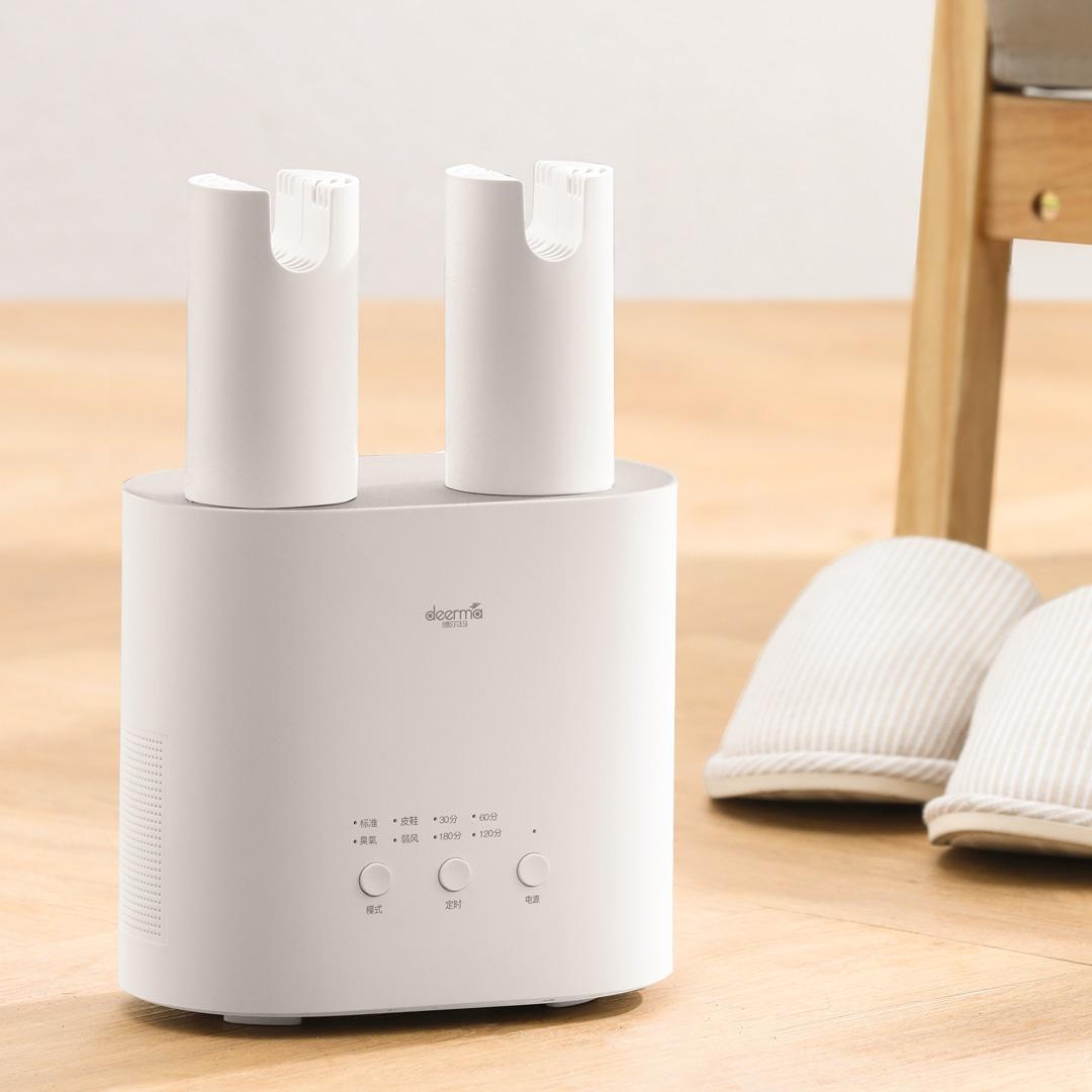 Hàng có sẵn - Có bảo hành] Máy sấy khử mùi giày Xiaomi Deerma DEM-HX20