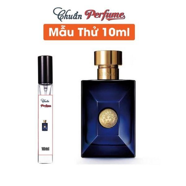 [Mẫu Thử 10ml] Nước Hoa Nam Versace Pour Homme Dylan Blue EDT Chiết 10ml » Authentic Perfume