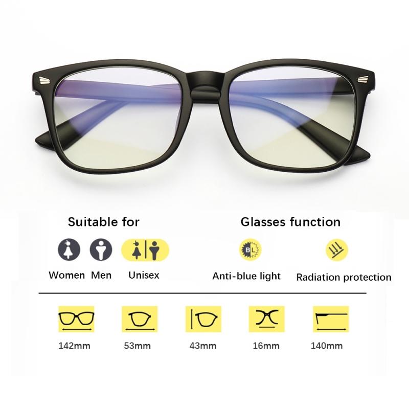 Mua [KÍNH BẢO VỆ MẮT] Kính lọc ánh sáng xanh dành cho cả nam và nữ - bảo vệ mắt khi xem điện thoại, máy tính