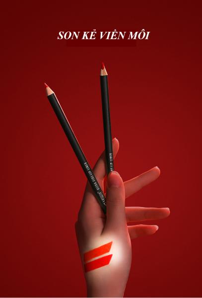 Bút Kẻ Viền Môi MIB (MUA 3 TẶNG 1) lên màu chuẩn giữ màu lâu (GIẢM GIÁ CỰC SỐC) (KHUYẾN MÃI 3 NGÀY) giá rẻ