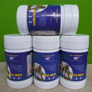 2kg Bột dinh dưỡng X5 dành cho người tập thể thao Có Lòng Trắng Trứng Đạm Whey Giúp Tăng Cơ, Giảm Mỡ thumbnail