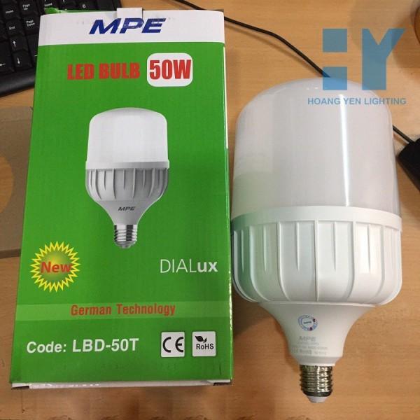 Bảng giá [HCM]Bóng đèn Led búp trụ MPE- bóng Led trụ 40w 30w 20w mpe cao cấp.