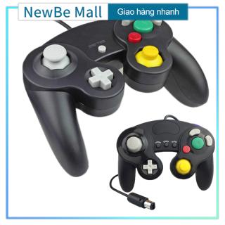 New Be Tay cầm có dây Vogek cho Nintend NGC GC cho Bộ điều khiển Gamecube cho Máy tính MAC cho Bộ điều khiển Joypad Phụ kiện trò chơi thumbnail