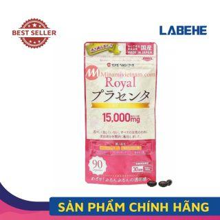 Viên uống nhau thai heo Royal Placenta Nhật Bản thumbnail