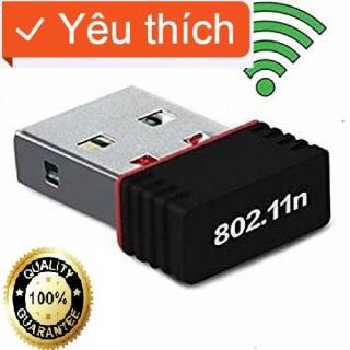 (Cá Heo Shop) USB Wifi Giúp Thu Sóng Wifi HIệu Quả Dũng Dũng 1 thumbnail