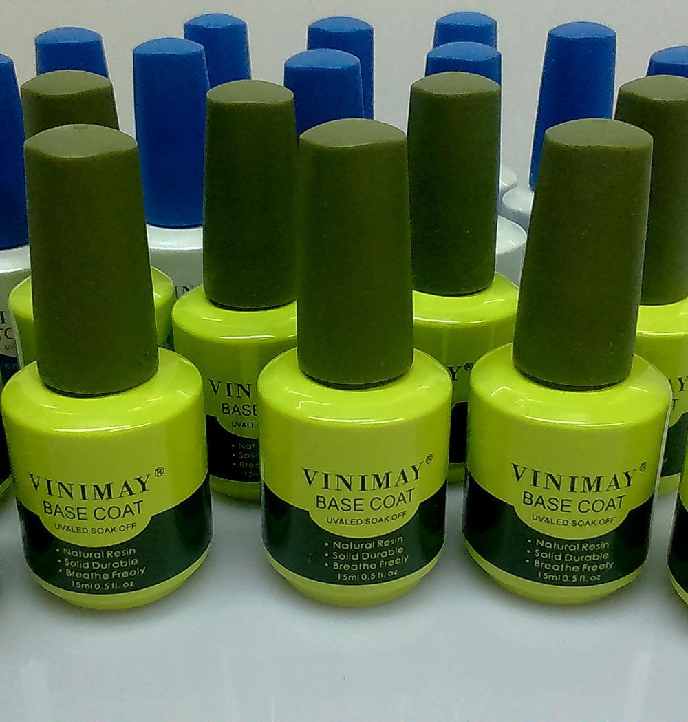 Lót sơn gel basecoat Vinimay tốt nhất