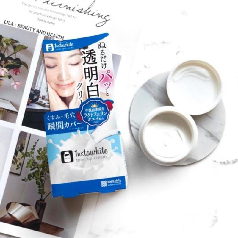 Kem dưỡng trắng da Instawhite tone up cream Meishoku Nhật Bản giá rẻ