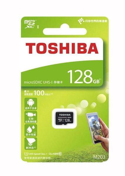 Thẻ nhớ lưu trữ Toshiba Micro SD 8GB - 16GB - 32GB - 64GB - 128GB (Full Box - Bảo hành 24 tháng)