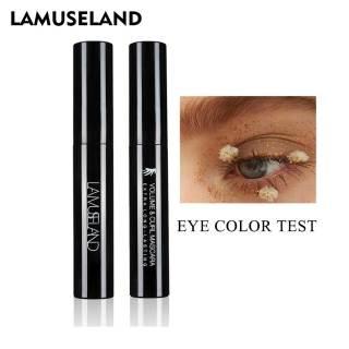 Mascara Làm Xoăn Khối Lượng LAMUSELAND, Lông Mi Kéo Dài Màu Đen LA4006 thumbnail