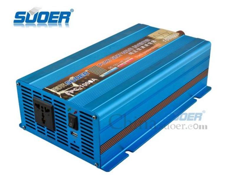 Bảng giá Inverter 24V lên 220V sin chuẩn 1000W FPC-1000B Phong Vũ