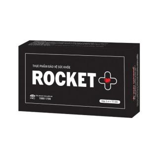 Thực Phẩm Chức Năng Rocket+ cải thiện sinh lý nam (45 viên) thumbnail