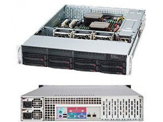 Máy Chủ Supermicro 825TQC-R740LPB X11DPL-I (Intel 4210R 16GB DDR4 2933 Dual LAN with Marvell 88E1512 NONE HDD 2 x PSU 740W) thumbnail