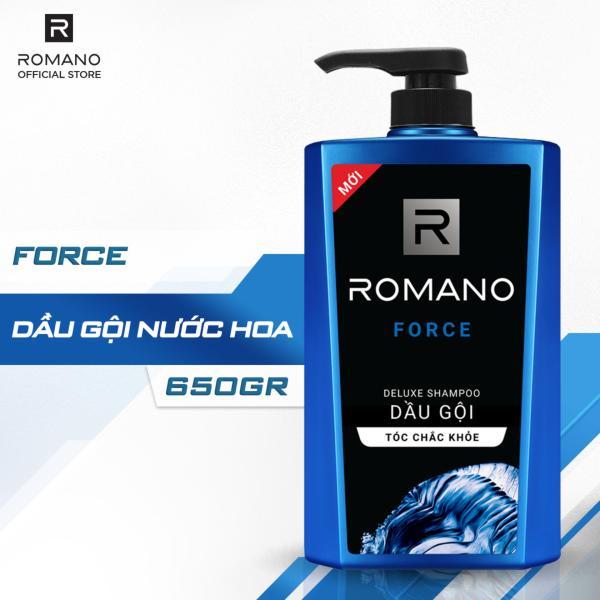 Dầu gội Romano Force 650g nhập khẩu