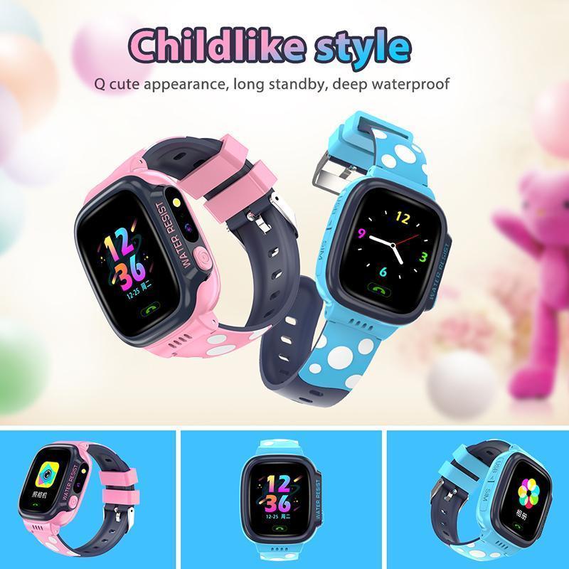 [BẢO HÀNH 1 ĐỔI 1] _ Đồng hồ định vị trẻ em Yuchen Y92 - Nghe gọi, GPS, Wifi, Chống nước cao cấp - Đồng hồ trẻ em, đồng hồ thông minh Y92 bán chạy