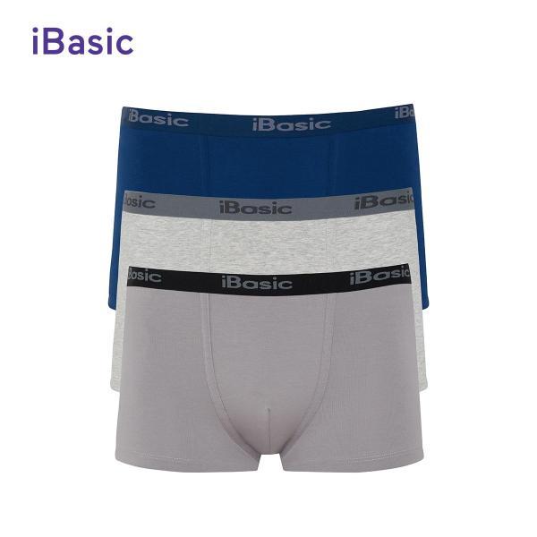 Nơi bán Combo 3 quần lót nam trunk iBasic PANM078 tặng túi bảo vệ môi trường