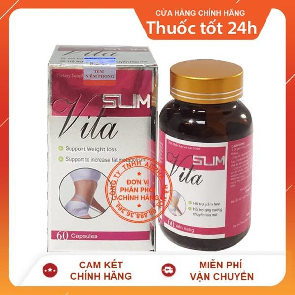 Viên uống giảm cân Slim Vita giá rẻ