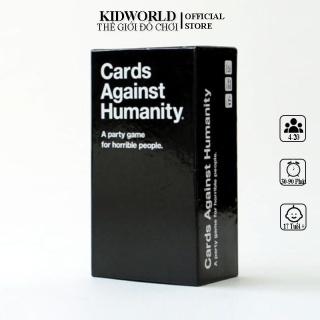 Cards Against Humanity Phiên Bản US, Board Game Cho Nhóm Từ 4-20 Người Chơi thumbnail