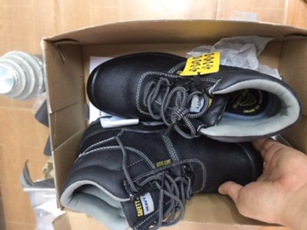 HOT Giày bảo hộ lao động Jogger Cao cổ Hàng có sẵn - Sỉ lẻ toàn quốc