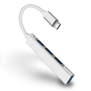 HUB USB Bộ Chia Nhiều Cổng 3.0 3.1 ,4 Cổng Bộ Chuyển Đổi USB 3.0 OTG Đối Với Máy Tính PC Máy Tính Xách Tay thumbnail