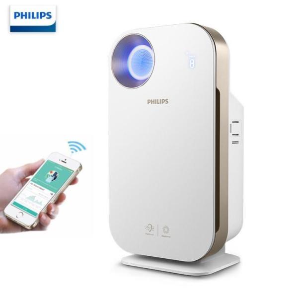 Máy lọc không khí kháng khuẩn Philips AC4558/00 tích hợp Wifi, vòng hiển trị 4 màu