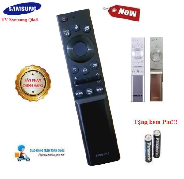 Bảng giá Remote Điều khiển tivi samsung QLED giọng nói 2020- Hàng mới chính hãng Samsung 100% Tặng kèm Pin