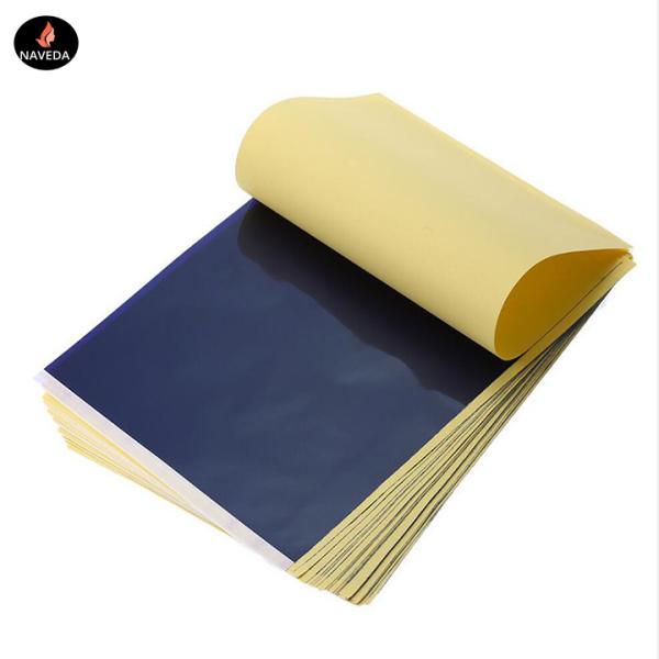 Bộ combo 10 giấy scan hình xăm - loại giấy 4 lớp