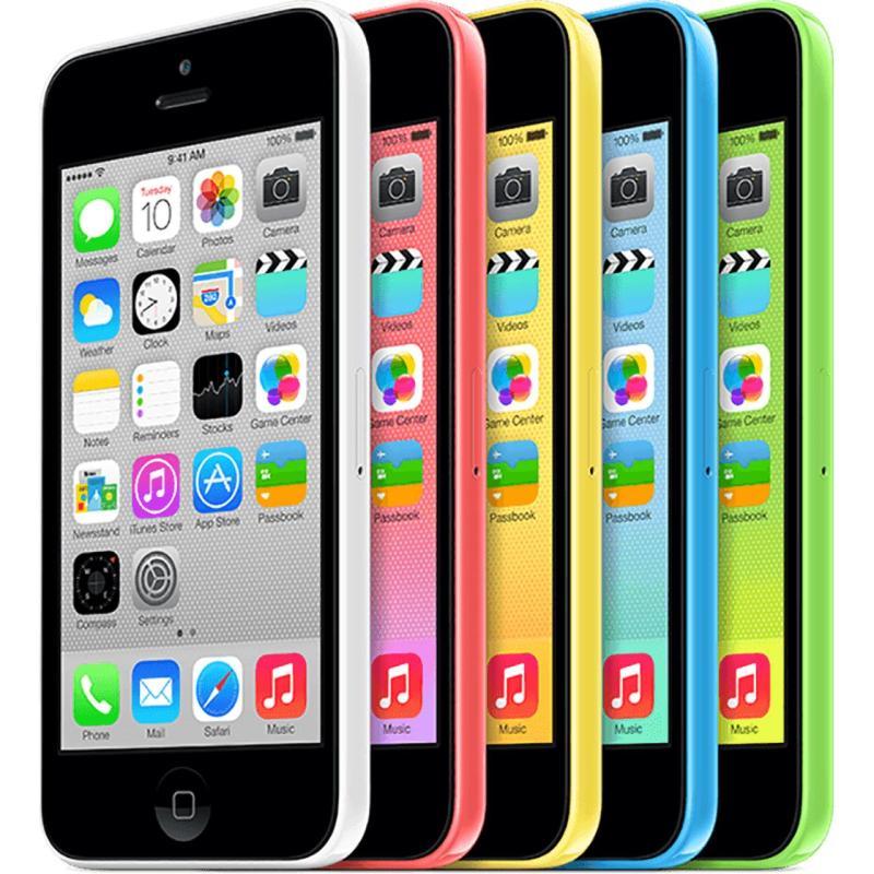 Điện thoại giá rẻ Apple IPHONE 5 C - 8GB - Bảo hành 1T