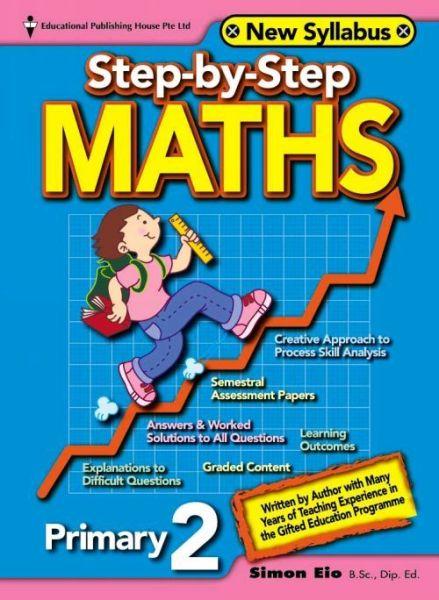 Step by step Maths grade 2