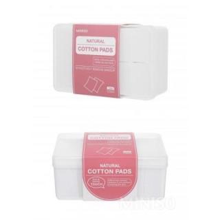 Bông tẩy trang Miniso 1000 miếng Siêu mềm Mịn Từ Nhật bản Frorence86 Store thumbnail