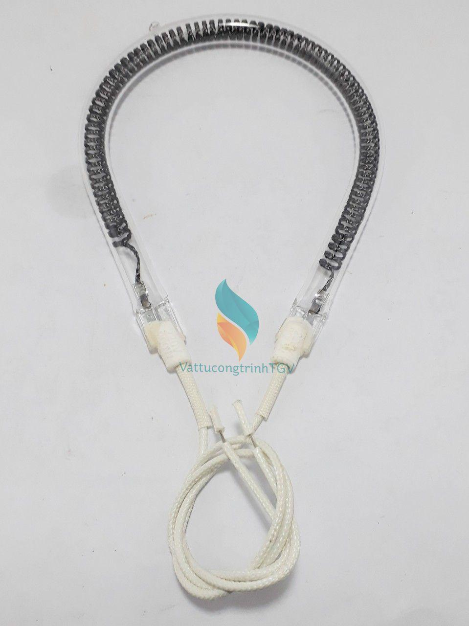 Bóng Halogen cho lò nướng sợi đốt đen MS33-220V-900W