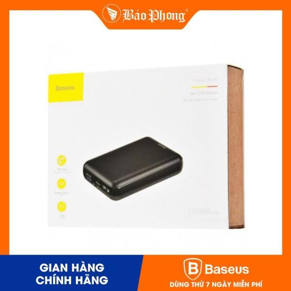 Pin dự phòng BASEUS 10000 mAh Mini S Digital Display