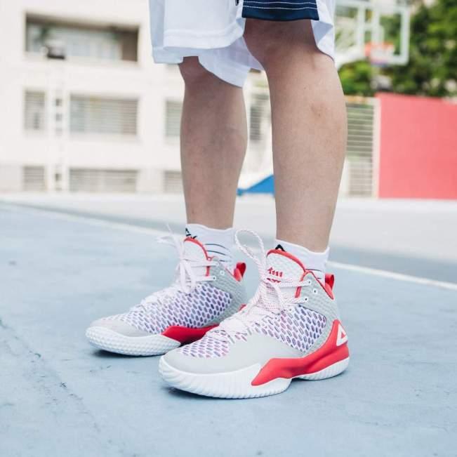 Giày bóng rổ Peak Streetball Master 1 EW02321A giá rẻ