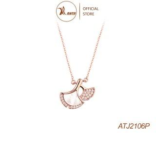 Dây chuyền phong cách Hàn Quốc sành điệu xinh xắn cho nữ ATJ2106P - ANTA Jewelry thumbnail