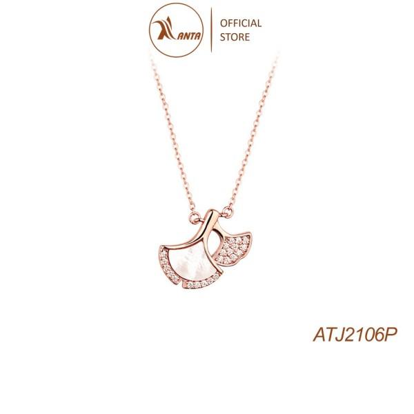 Dây chuyền phong cách Hàn Quốc sành điệu xinh xắn cho nữ ATJ2106P - ANTA Jewelry