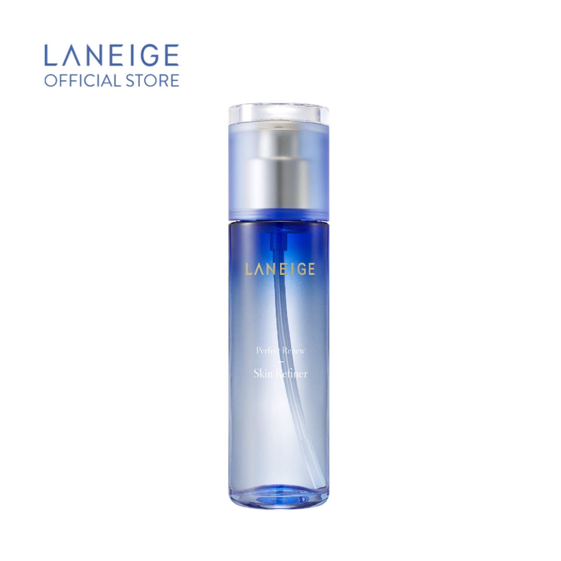 Nước cân bằng ngăn ngừa lão hoá da Laneige Perfect Renew Skin Refiner 120ml tốt nhất
