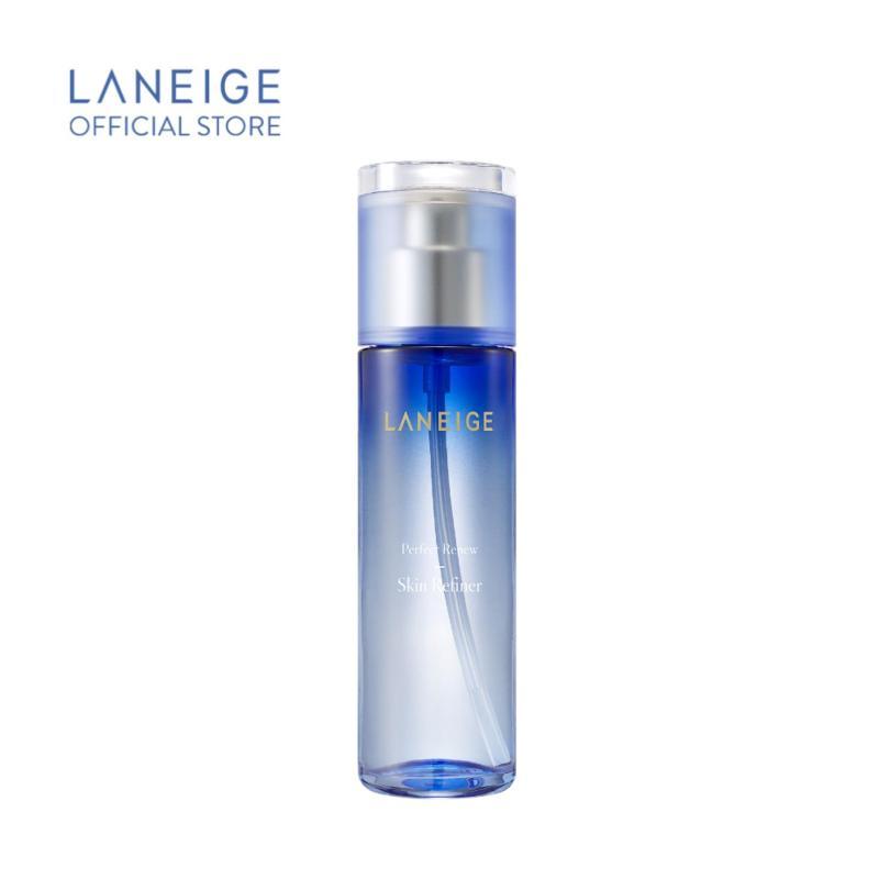 Nước cân bằng ngăn ngừa lão hoá da Laneige Perfect Renew Skin Refiner 120ml cao cấp