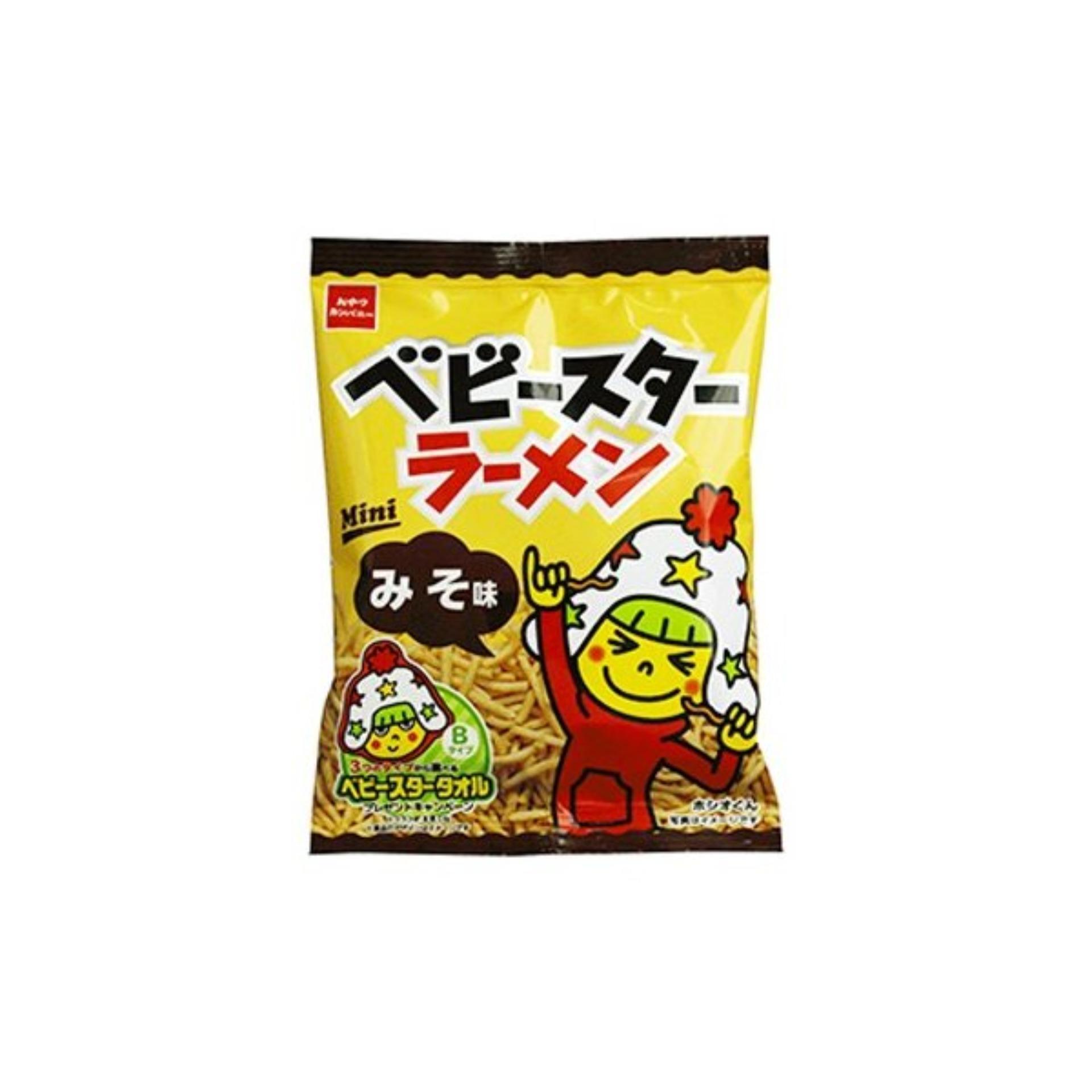 Snack Mini Ramen vị Miso