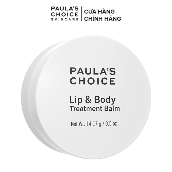 Sáp dưỡng ẩm chống nẻ cho da mềm mịn tức thì Paula's Choice Lip & Body treatment balm 14.17g 5500
