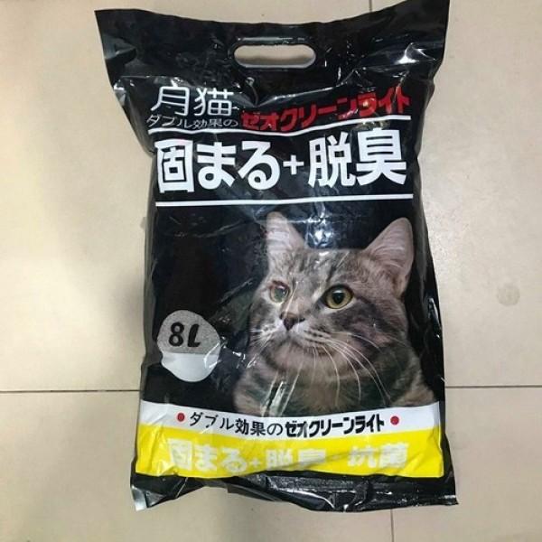 [8L] Cát Nhật vệ sinh cho mèo