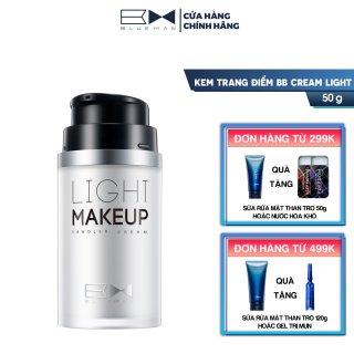 Kem Trang Điểm BB Cream LIGHT MAKEUP Dưỡng Da Nâng Tone 50g thumbnail