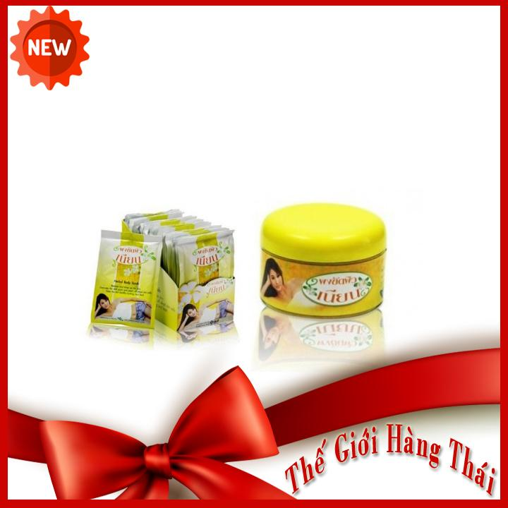Bột Tắm Trắng Thảo Dược Yanhee Herbal Body Scrub tốt nhất